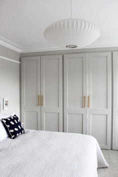Master Bedroom Closet Doors Home 48 Trendy Ideas Bedroom Built In Wardrobe, Bedroom Closet Doors, Bedroom Closet Design, Bedroom Cupboards, Home Bedroom, Wardrobe Closet, Bedroom Ideas, Modern Bedroom, Bedroom Inspo