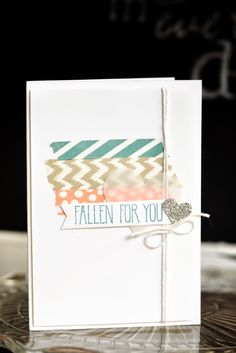 Stampin Up Artisan Blog Hop- Quick & Cute | Creations by Mercedes