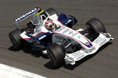 Robert Kubica - BMW / Monza (2007) Drag Racing, Grand Prix, Nascar, Race Cars, Alfa Romeo, History, Poland, Google Search, Design