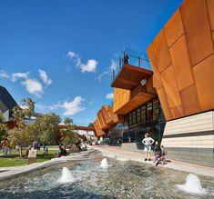 Yagan Square, Australia by ASPECT Studios - 谷德设计网