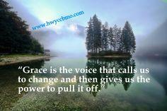 Grace motivation