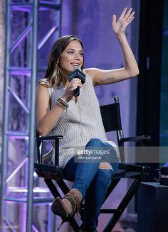 Jana Rae Kramer promotes 'Thirty One' during AOL Build speaker series at AOL…