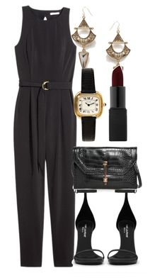 """""""Untitled #5121"""" by laurenmboot ❤ liked on Polyvore featuring MANGO, Yves Saint Laurent, NARS Cosmetics, women's clothing, women's fashion, women, female, woman, misses and juniors"""