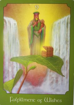 Fulfillment of Wishes - psychic tarot