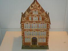 Scale Model of an old German House in 1:87 Scale www.modelleisenbahn-figuren.com
