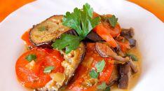 10 alimente semipreparate pregătite acasă care îți vor face viața mai ușoară! - Bucatarul Eggplant Recipes, Ratatouille, Bruschetta, Tandoori Chicken, Vegetable Pizza, Thai Red Curry, Vegetables, Cooking, Ethnic Recipes