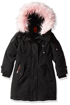 d881d2965 Buy Canada Weather Gear Little Girls' Outerwear Jacket (More Styles  Available)