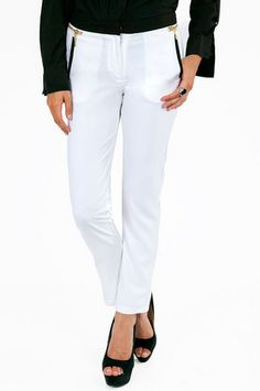 Strictly Business Pants $33 at www.tobi.com