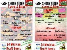 Happy Cinco de Mayo. Come by for special tacos and $4 Mexican beers all day.  #cincodemayo #partytime #coronaontap #modelo #pacifico #tacos #streettacos  #letshavefun #cincoinlajolla #cincodedrinko #lajollashores  #lajolla #sandiego #beachlife #beachbum #beachbar #surf #kayak #sup  #shoreridersd #shorerider #everydayfeelslikesummer #noshirtnoshoesnoproblem #crushacorona #crushabeer #crushcrushcrush #enjoyacoldbeertoday #enjoylajolla #lajollalocals #sandiegoconnection #sdlocals - posted by…