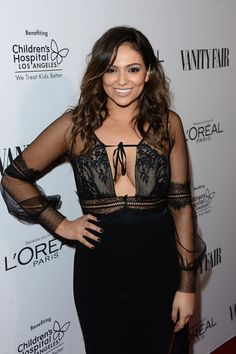 Bethany Mota Photos - Blogger Bethany Mota attends a DJ night hosted by Vanity Fair, L'Oreal Paris, & Hailee Steinfeld at Palihouse Holloway on February 26, 2016 in West Hollywood, California. - Vanity Fair, L'Oreal Paris, & Hailee Steinfeld Host DJ Night