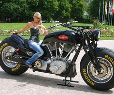 Gunbus 410 - World's Biggest Motorcycle | DudeIWantThat.com