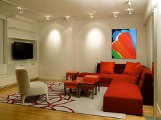 Red Living Room Design Ideas | iDesignArch | Interior Design, Architecture & Interior Decorating eMagazine