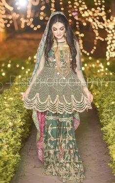 Latest Bridal Dresses, Bridal Mehndi Dresses, Bridal Dress Design, Wedding Dresses For Girls, Bridal Outfits, Pakistani Wedding Outfits, Pakistani Wedding Dresses, Pakistani Dress Design, Indian Dresses
