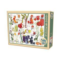 STAUM 1000 Piece Cobble Hill Preserving Memories Jigsaw Puzzle