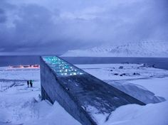 """""""The X Files Doomsday Vault?"""" #xfiles #mystery #interestingplaces"""