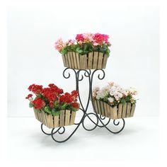 "Подставка под цветы ""Горка"""