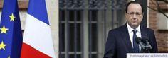 Hollande promete mano dura contra el terrorismo y el antisemitismo.