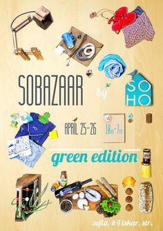 SoBazaar_Green Edition #2   25.04/26.04.2015