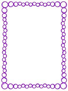Clip art: For newsletters, announcements, school graphics. Boarder Designs, Frame Border Design, Page Borders Design, Borders For Paper, Borders And Frames, Printable Border, Chalkboard Art Quotes, Bullet Journal Banner, School Frame