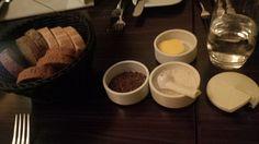 Bread & spread @ Restaurant Fehrenbach – das kleine Restaurant