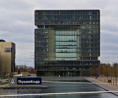 ThyssenKrupp (Konzernzentrale) Essen