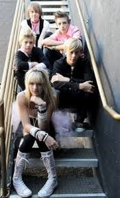 And so it began.... the best band in the world #R5
