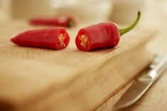 9. Hot Peppers