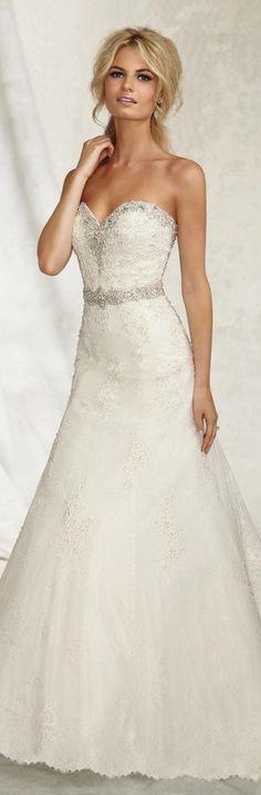 Angelina Faccenda Bridal by Mori Lee Dress V