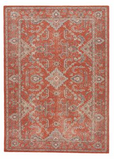 You can almost picture John Quincy and Abigail Adams placing this rug, with its needlepoint pattern, in the parlor of their family home.