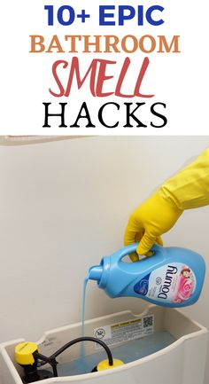 cleaning tips These are some clever bathroom hacks will leave your bathroom smelling amazing.There are lots of cleaning tips and tricks to get the job done.These cleaning tips and smell hacks are all time best to make home smelling amazing.