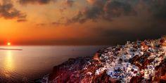 Santoriny, Greece.