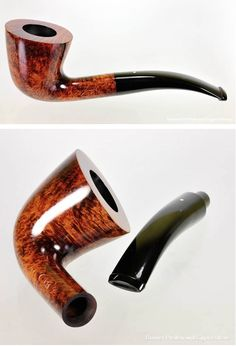 Dunhill Amber Root. My father had one of these with a Dunhill pipe lighter! A leather wallet for his tobacco and pipe cleaners. KMW