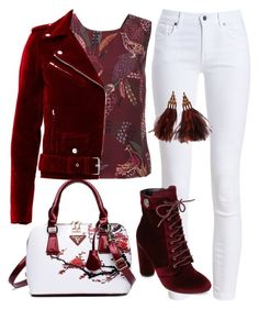 """""""Untitled #128"""" by coolhewie ❤ liked on Polyvore featuring Barbour, Hope, Catherine Catherine Malandrino and Louis Vuitton"""