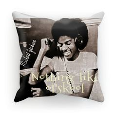 Michael Ol Skool Pillow