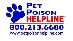 October kicks off the start of holiday season, and as we roll into Halloween, Thanksgiving, and Christmas our pets are at higher risk for ingesting food or plants that may be toxic to them - even if it's innocuous for people. The Pet Poison Helpline is available 24 hours a day, 7 days a week. Share this information to help us keep our pets safe!