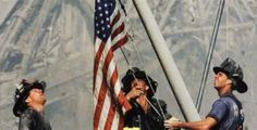 Cortney O'Brien - Iconic 9/11 Photo Almost Rejected From Museum For Being Too American - Never mind the fact we were attacked on 9/11 for BEING American.