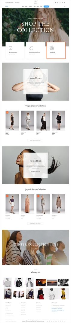 Wanium is a visually stunning responsive #WordPress theme for #fashion #store awesome websites with 18+ multipurpose niche homepage layouts download now➩ https://themeforest.net/item/wanium-a-elegant-multiconcept-theme/18977142?ref=Datasata