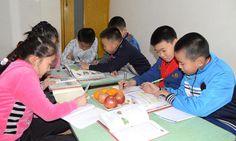 겨울방학기간 생활을 다채롭게 -평천구역 봉학소학교에서--《조선의 오늘》