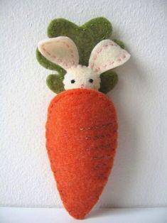 Mais um conjunto de ideias para esta Páscoa :) Boas Costuras! Fonte:pinterest