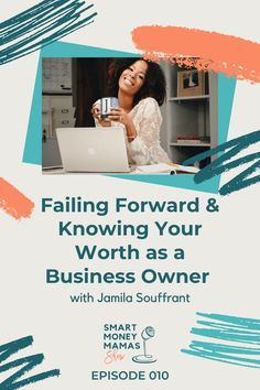 The struggles of entrepreneurship can make building a successful business feel impossible, yet learning from your mistakes is the key to getting there. Failing Forward, Money Magazine, Learn From Your Mistakes, Knowing Your Worth, Saving For Retirement, Managing Your Money, Starting Your Own Business, Budgeting Tips, Make More Money