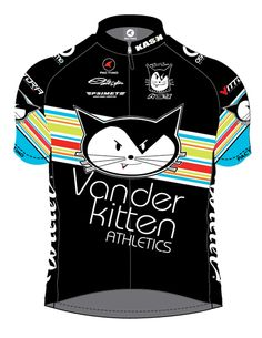 Vanderkitten Cycling Jersey for Men! Unique Cycling Jerseys 4cf485b8c