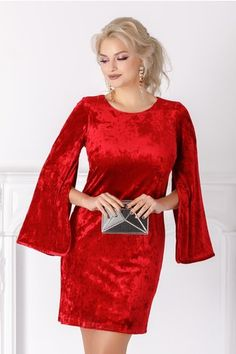 Bell Sleeves, Bell Sleeve Top, Magenta, Peplum, Dresses With Sleeves, Womens Fashion, Long Sleeve, Outfits, Camouflage