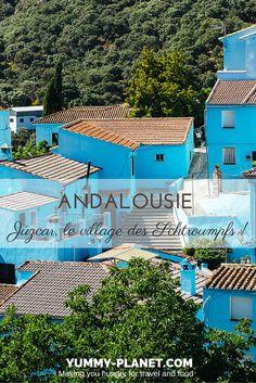 Un hasard de circonstances nous a fait découvrir un petit village insolite, à une vingtaine de km de Ronda, en Andalousie. Alors que tous les villages de la région sont blanc, celui-ci est bleu ! Découvrez pourquoi...