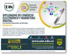 #Diplomado en Comercio Electrónico y Marketing Digital. Inscripciones abiertas #EANL3