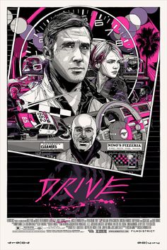 The Ultimate Print (and now it's mine) // Tyler Stout - DRIVE