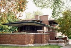 Frank Lloyd Wright home