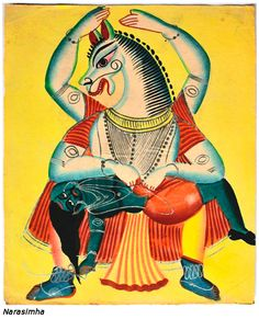 Narratives of Common Life and Allegorical Tales In Traditional and Modern Forms the Best of Kalighat 'Pats'