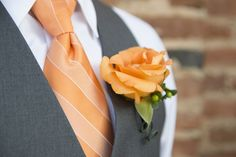 Great idea for wedding colors. Good color on the groom.