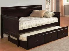 Depiction of Daybed Trundle IKEA :  A Multiple-Purpose Furniture