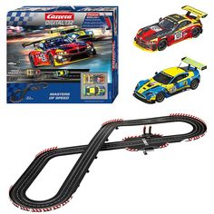 Carrera Slot Digital 132 Masters Of Speed (30174)  Manufacturer: Carrera Barcode: 4007486301740 Enarxis Code: 016348 #toys #R/C #Carrera #Digital132 #Speed
